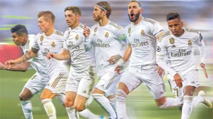 مشاهدة مباراة ريال مدريد اليوم بث مباشر اون لاين HD بدون تقطيع
