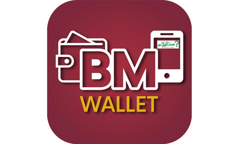المحفظة الالكترونية E wallet
